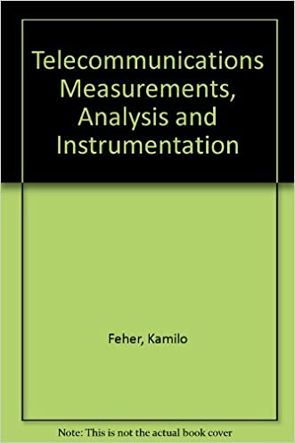 Telecommunications Measurements, Analysis, and Instrumentation