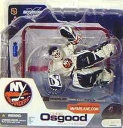 McFarlane NHL Sports Picks Series 3 Action Figure Chris Osgood (New York Islanders) Blue Jersey Variant