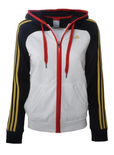Adidas Womens ClimaLite Cotton 3 Stripe Full