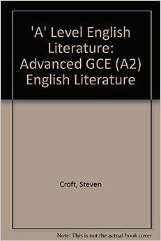 A level english literature books list