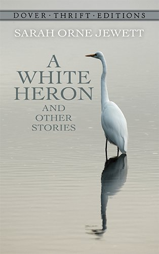 a white heron by sarah orne jewett Sarah orne jewett (1849-1909) contributing editor: elizabeth ammons classroom issues and strategies i've encountered some problems teaching jewett's country of the pointed firs because at first it seems dull to students, but they love a white heron (hereafter wh) and i'm confident that they will also respond enthusiastically to the foreigner (hereafter f), though i have not taught it.