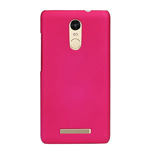 check out 88789 de5fa Back Cover for Xiaomi Redmi 3S - PINK Colour - Shop Buzz Branded - Hard  Case Back Cover For XIAOMI MI REDMI 3 S (Not for 3S Prime) - Pink