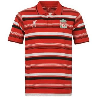 Source Lab Liverpool Yd Stripe Polo Shirt Mens Picture