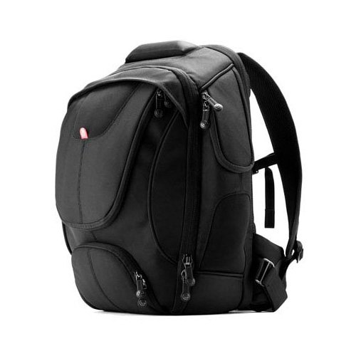 Booq Boa Flow XL Bag for 17 inch Laptops - Black/Red