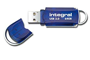 Integral Courier 64GB USB 3.0 Flash Drive