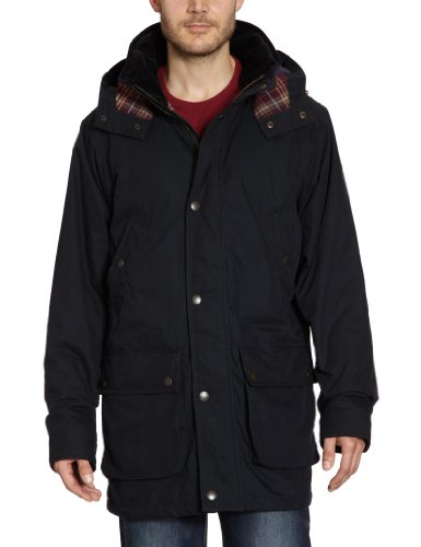 Gant Men's 74637 Parka Blue (Navy) 50
