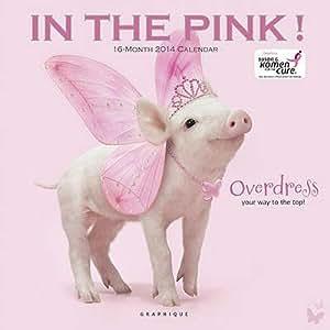 In the Pink - 2014 Calendar