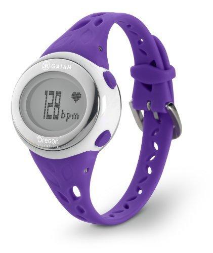 Oregon Scientific Se332 Gaiam Fitness Trainer 2.0, Purple