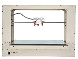 "Printrbot Go Large Fully Assembled 3D Printer, 24"" x 12"" x 12"" Maximum Build Dimensions, 100 Micron Resolution,[...]"