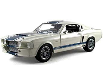 Shelby Collectibles 1:18 - 1967 Shelby Mustang GT500 Super Snake