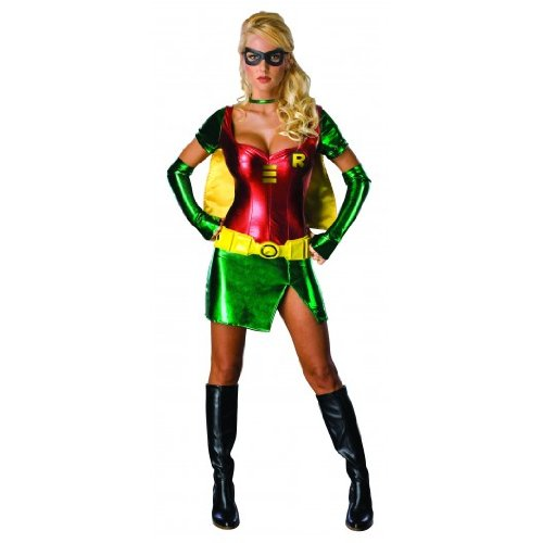 Robin Adult Costume - X-Small