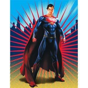 Superman Silk-Touch Throw by DC Comics - 1