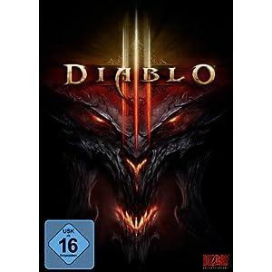 41dq8B2LZoL. SL500 AA300  [buecher.de] Diablo III (PC/Mac) für 40,89€
