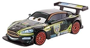 Disney Disney/Pixar Cars Exclusive Neon Racers Nigel Gearsley 1:55 Scale