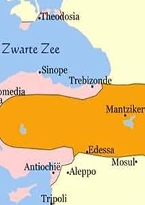 Byzantium maps