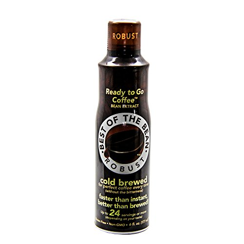 Best Of The Bean Cold Brew Coffee (6oz - 24 Serving) (Robust)