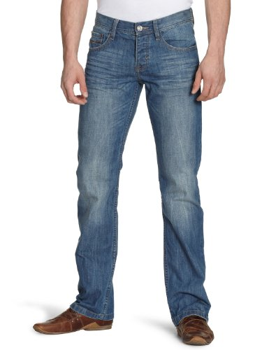 Esprit Men's Straight Leg Jeans Blue W30 x L34