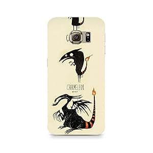 TAZindia Designer Printed Hard Back Case Mobile Cover For Samsung Galaxy S6 Edge Plus