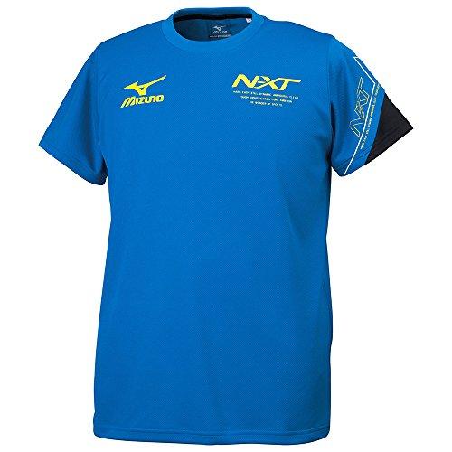(ミズノ)MIZUNO(ミズノ) クロスティックウェア Tシャツ[メンズ] 32JA5520 26 ターキッシュブルー M