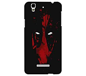 perfect print back cover for Micromax YU Yureka Plus AO5510