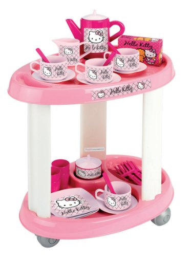 Ecoiffier Hello Kitty Tea Trolley