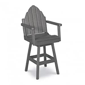 Amazon By the Yard Outdoor Bar Height Swivel
