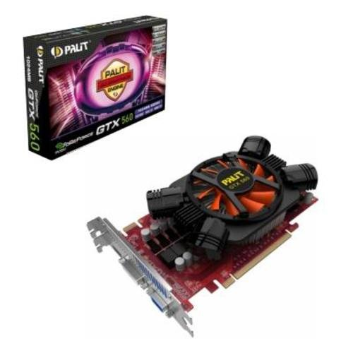 Palit GeForce GTX 560 Graphics Card (1GB, GDDR5, PCI-E 2.0)