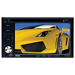 See Boss Audio BV9362BI - Double-DIN 6.2 Touchscreen TFT AM/FM RDS Receiver with Bluetooth and iPod Support Details
