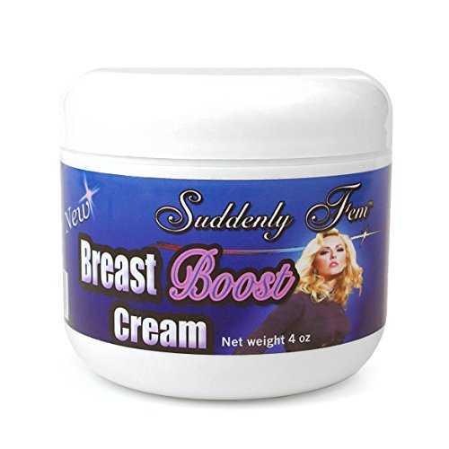 Suddenly Fem Breast Enhancement Cream for Crossdresser - Transgender