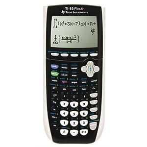 Texas Instruments S TI-83 Plus.fr Calculatrice graphique Modèle aléatoire