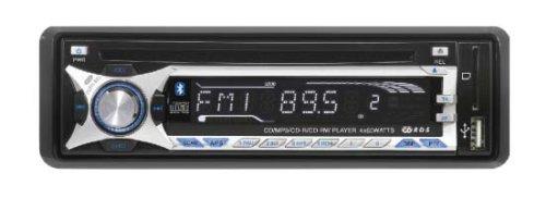In Phase IPS247BT Autoradio, 4x60W, CD,