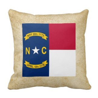 jtartstore-golden-north-carolina-flag-pillow-18-x-18-inches