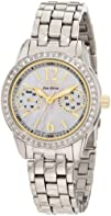 Citizen Womens FD1034-55D Eco-Drive Silhouette Crystal Watch