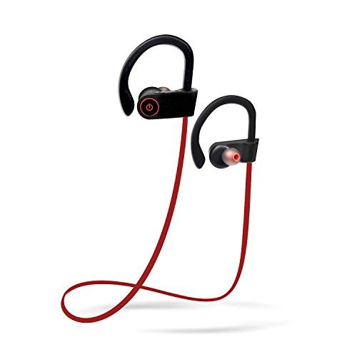 Bluetooth running headphones beats - headphones for running mic