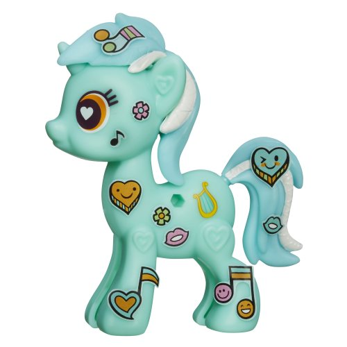 My Little Pony Pop Lyra Heartstrings Starter Kit