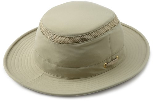 Tilley Endurables LTM5 Airflo Hat,Khaki/Olive,8