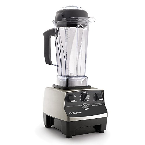 Vitamix 1709 CIA Professional Series, Brushed Stainless Finish