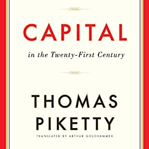 Capital in the Twenty-First Century | [Thomas Piketty, Arthur Goldhammer (translator)]