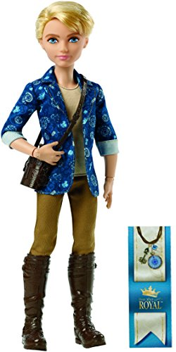 Ever After High CDH55 - Reale Alistair Wonderland