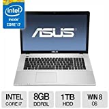 "ASUS X750JA-DB71 17.3"" Core i7-4700HQ HD Laptop (1TB HD, 8GB RAM)"