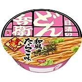 日清のどん兵衛 焼うどん 和風たらこ味 1ケース(12食入)
