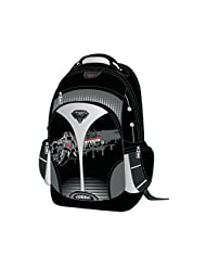 Eurostyle- 10002- Sports Series- Back Pack - Grey Black