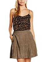 Selected Femme Top Vanna (Leopardo)