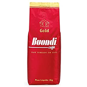 Buondi Gold Café en Grains, Lot de 6, 6 x 1000g