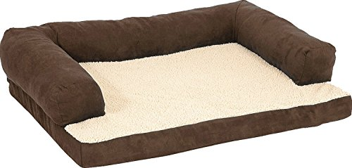 Aspen-Pet-Bolstered-Ortho-Pet-Bed-40-x-30-Assorted-BlueBrown
