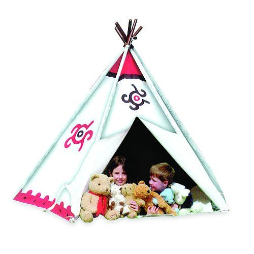 Southwest Cotton Canvas Tee Pee by Pacific Play Tents