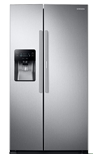 Samsung RH25H5611SR 25.0 Cu. Ft. Stainless Steel Side-By-Side Refrigerator