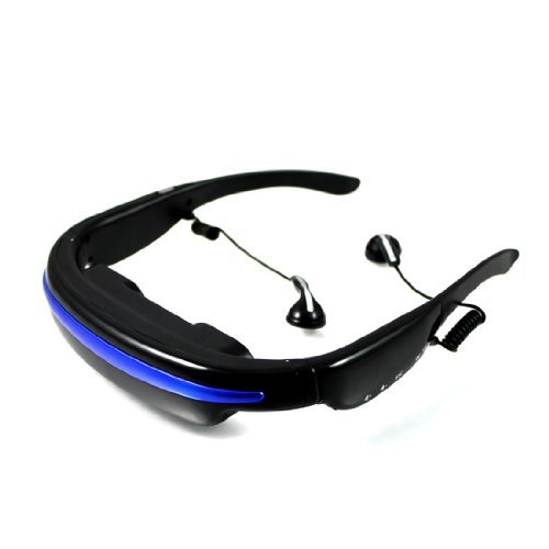 Mobile Video Glasses Theatre /Cinema Eyewear (50-Inch 4:3 widescreen)