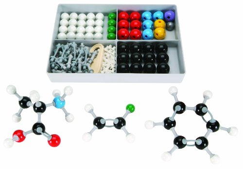 3B Scientific 50 Piece Organic Chemistry Molecular Model Student Set