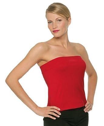 b c bustier bandeau femme tube sans bretelle haut noir rouge blanc s m l v tements. Black Bedroom Furniture Sets. Home Design Ideas